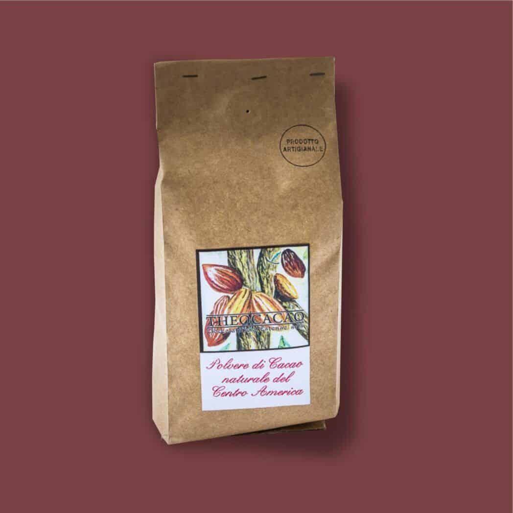 Theocacao Cacao in polvere 300gr