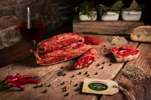 Salumificio Lavigna - Salsiccia a catene