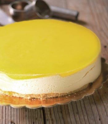 Oro Bianco Mousse e granita di limoni
