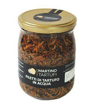 Filetti di Tartufo Estivo in Acqua gr.500