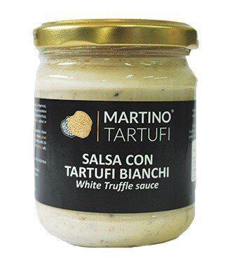 Salsa con Tartufi Bianchi gr 50 Mignon