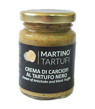 Crema di Carciofi e Tartufo Estivo gr.90