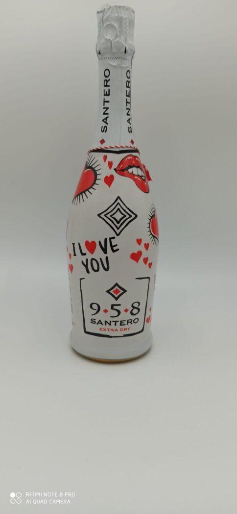958 Santero I Love you Extra Dry cl 75