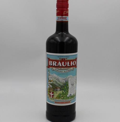 Amaro Alpino Bràulio Bormio cl 70