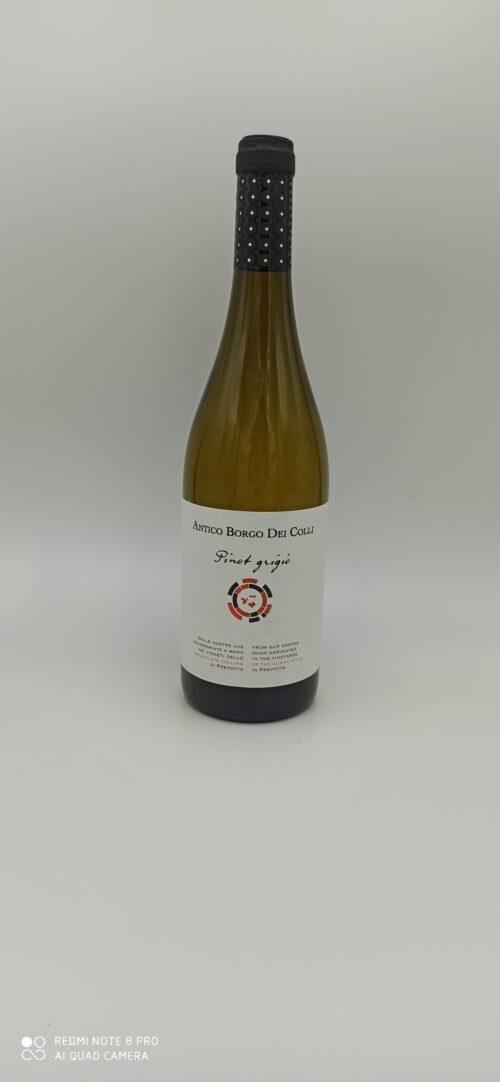 Pinot Grigio Colli Orientali DOC Borgo Antico dei Colli cl 75