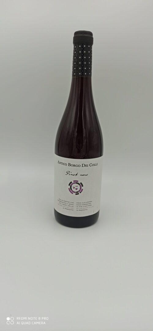 Pinot Nero Colli Orientali DOC Antico Borgo dei Colli cl 75