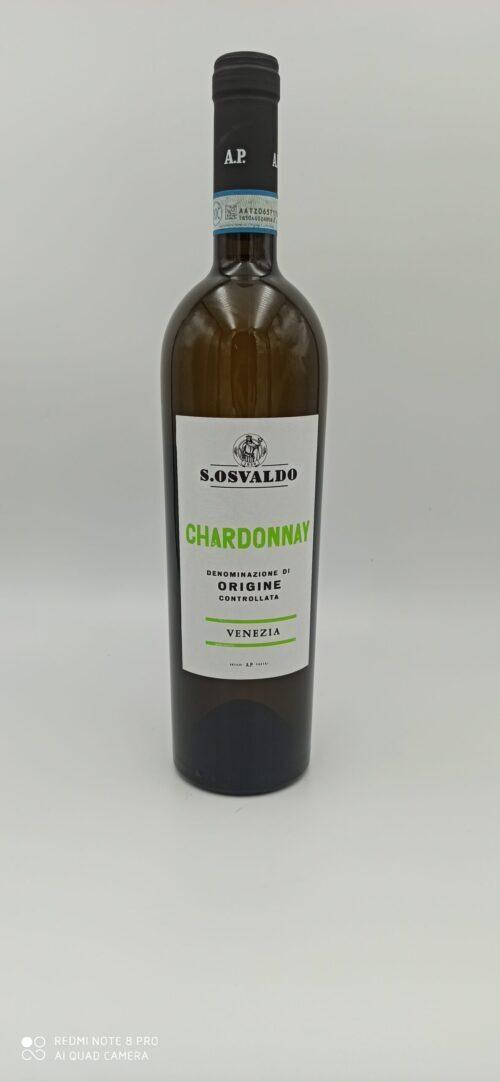 Chardonnay DOC Venezia  S. Osvaldo cl 75