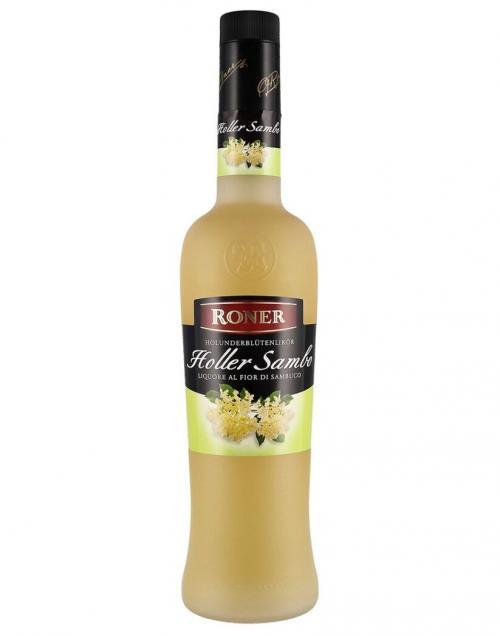 Liquore al Fior di Sambuco Holler Sambo Roner cl 70