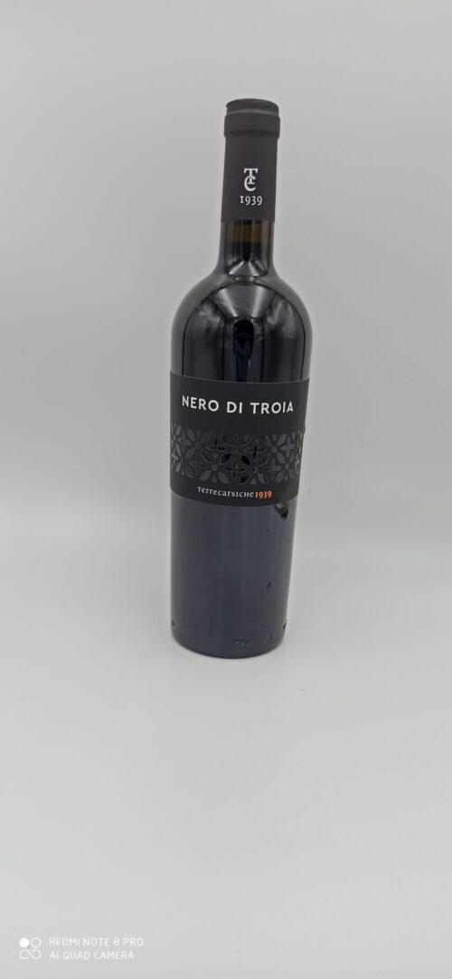 Nero di Troia IGT Puglia Terrecarsiche cl 75