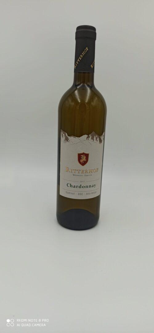 Chardonnay Alto Adice DOC Ritterhof  cl 75