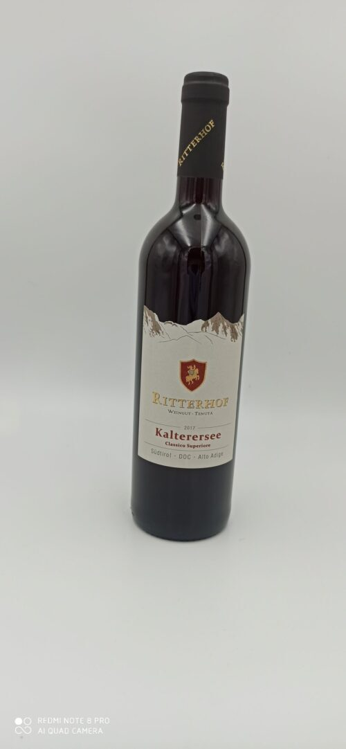 Novis Lago di Caldaro Kaltererse Alto Adige DOC Ritterhof cl 75