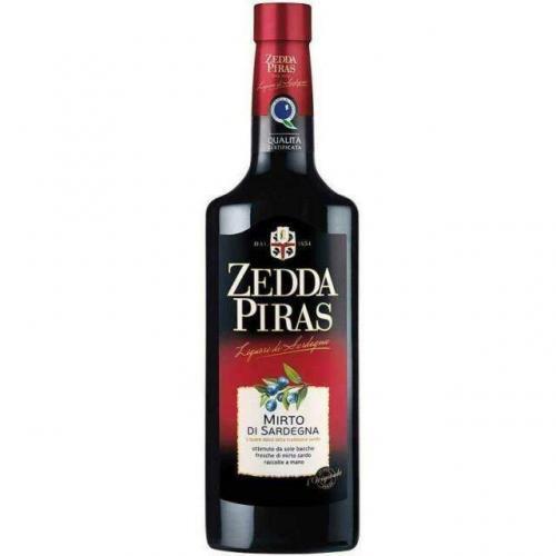 Zedda Piras Mirto Rosso di Sardegna cl 70