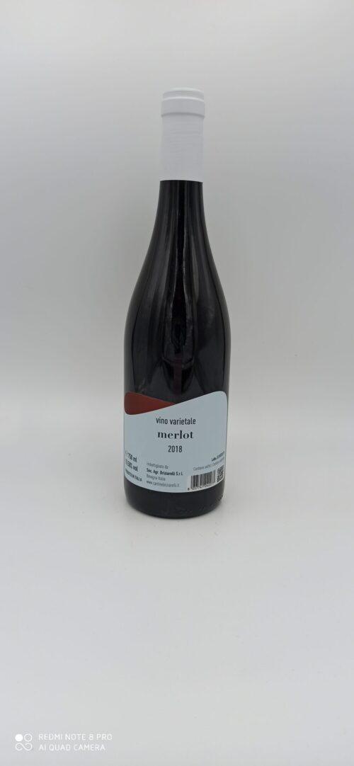 Merlot Briziarelli cl 75