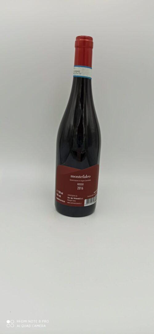 Rosso di Montefalco DOC  Briziarelli cl 75
