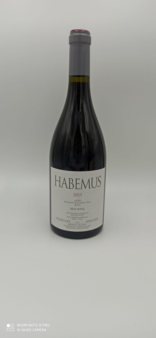 Habemus 2015 IGT San Giovenale Agricola cl 75