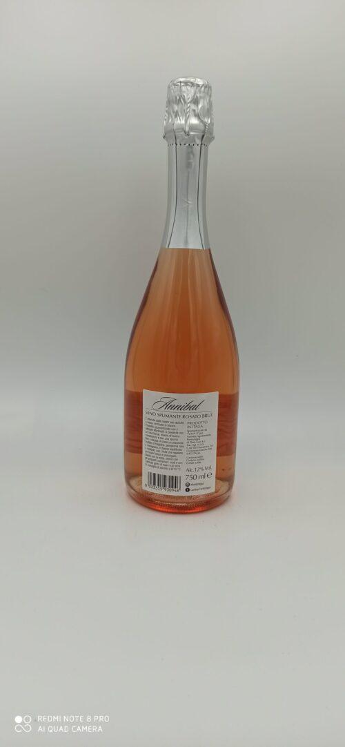 Spumante Rosè Annibal Fontezoppa cl 75