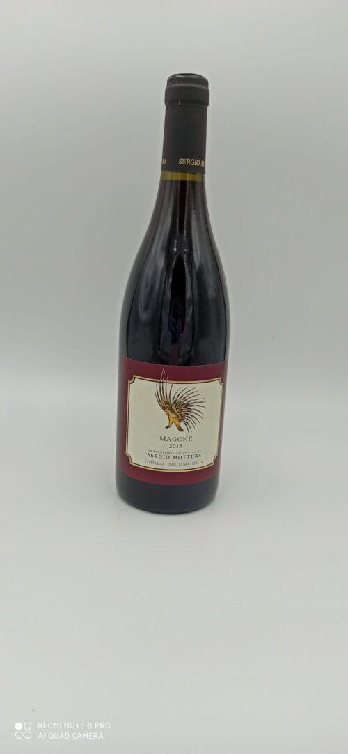 Pinot nero Magone IGT Biologico Sergio Mottura cl 75