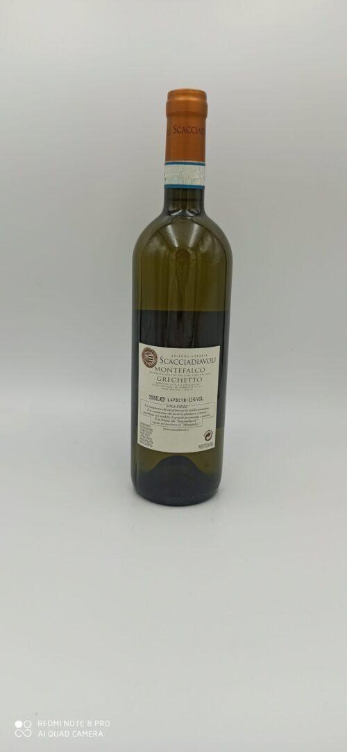 Grechetto Montefalco DOC Scacciadiavoli cl 75