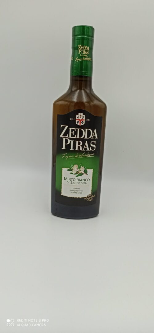 Zedda Piras Mirto Bianco di Sardegna cl 70