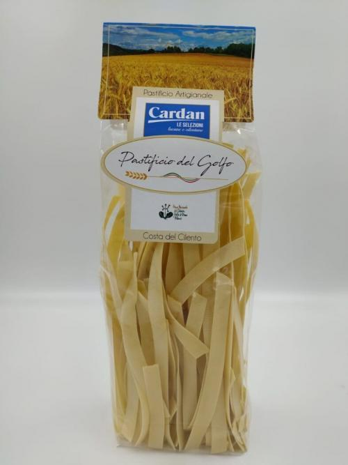 Pappardelle stese a mano