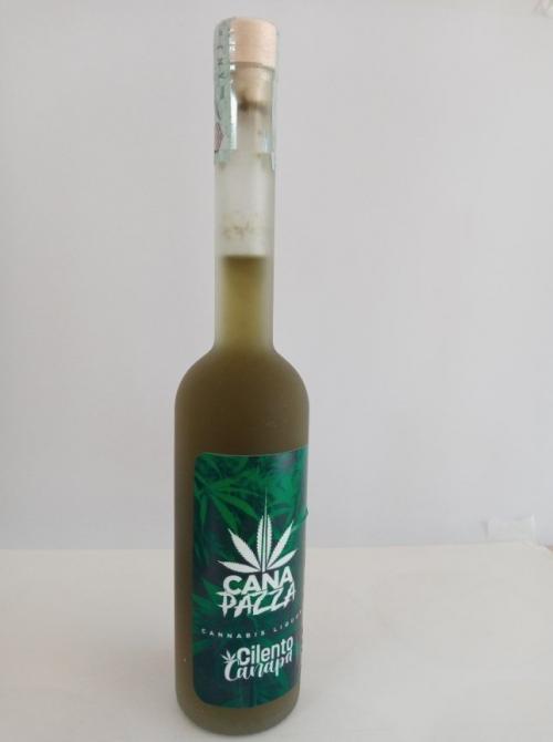 Canapazza - Cannabis Liquore