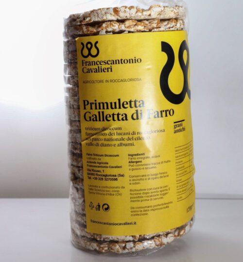 Primuletta Galletta di Farro